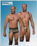 Camo Mankini Bundle